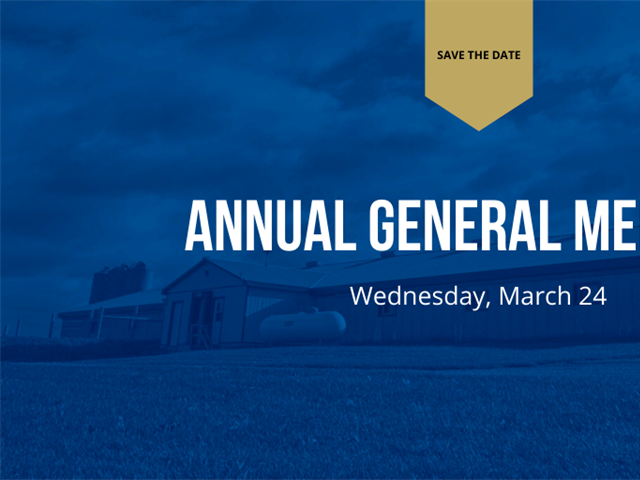 Annual General Meeting (March 24)