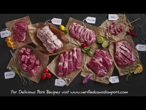 Ontario Pork Home Slicing - Pork Capicola