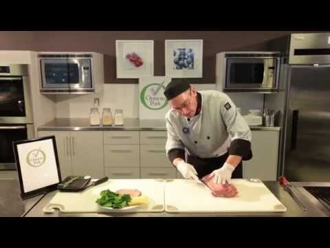 Double Butterflied Boneless Pork Loin: Adding Value at Retail & Foodservice with Ontario Pork